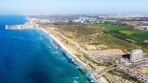 תמונה לכתבה, חוף התכלת הרצליה